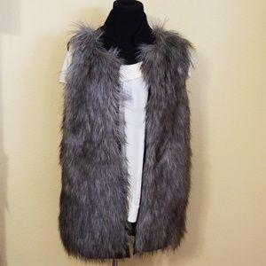 Calvin Klein ladies Vest warm! Size L